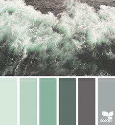 Color Sea | Design Seeds