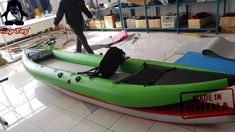 Inflatable Kayak Mint Green Inflatable Fishing Kayaks For Sale Fishing Kayaks For Sale, Inflatable Fishing Kayak, Inflatable Boat, Kayak Fishing, Fishing Boats, Kayaking Tips, Whitewater Kayaking, Used Boat For Sale