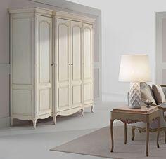 Armario Vintage Matisse   Material: Madera de Cerezo   Existe la posibilidad de realizar el mueble en distinto color de acabado, ver imagen de galeria... Desde Eur:5177 / $6885.41