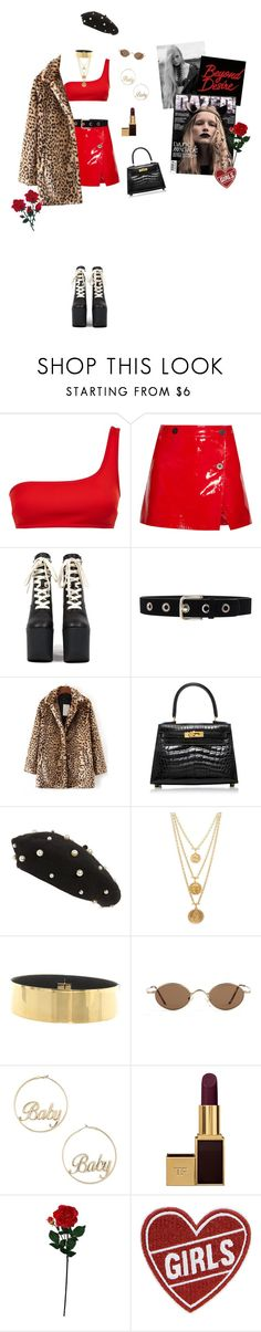"""""""Dead Souls"""" by nattindira ❤ liked on Polyvore featuring STELLA McCARTNEY, Topshop Unique, Lovers + Friends, WithChic, Hermès, Topshop, Ben-Amun, CÉLINE, Forever 21 and Tom Ford"""