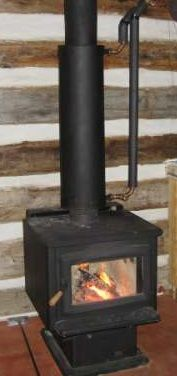 one of the most overlooked functions of a wood stove is heating water a few decades ago many wood stoves especially cook stoves used what was a called a