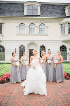 Photography: Ashford Estate Preferred Photographer, Kay English - kayenglishphotography.com Read More: http://www.stylemepretty.com/2015/05/06/pink-gray-summer-wedding-at-the-ashford-estate/