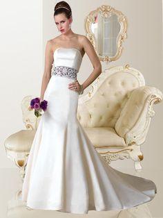 Mermaid Wedding Dress  $150.79