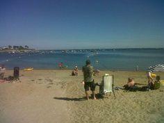 Lomener 2012. Sometimes in Bretagne, it's shining, look !