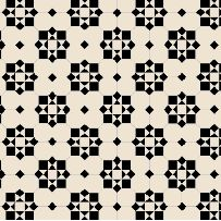Katrine (A) Design (I quite like this tile design too) Painted Floors, Animal Print Rug, Interior And Exterior, Colours, Black And White, Architecture, Classic, Modern, Pattern