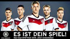 La nueva camiseta que Alemania usará en el Mundial Brasil 2014 y su cambio radical [FOTOS]
