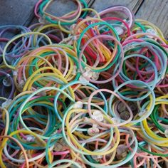 Jelly Bracelets