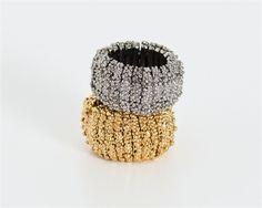 Loel & Co - Maxi Caviar Rings - De Maria