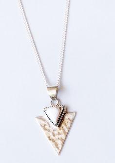 Initial Necklace, Long Pendant Necklace, Arrow Head Necklace Silver Necklace, Boho Necklace, Minimal Necklace, Boho Necklace, Personalized