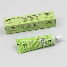 Clear Floral Adhesive 1.55 oz