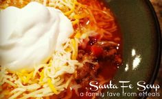 Santa Fe Soup by eMeals - Meal Planning Made Simple