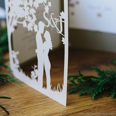 Wedding Stationary Wedding Invitations Classical Wedding Invitation Cards - Stefanie & Jason