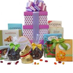 Godiva easter adventure gift basket easter gift baskets buy today our fun easter gift baskets for kids of all ages our easter gift baskets are filled with premium sweets and treats godiva lindt negle Gallery
