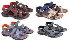 Sandals Designer Mesh Men's Sandals (4 Pairs) Material: Outer - Mesh, Sole - PU IND Size: IND - 6, IND - 7, IND - 8, IND - 9 ,IND - 10 Description: It Has 4 Pairs Of Men's Sandals Color: Multi Color Sizes Available: IND-6, IND-7, IND-8, IND-9, IND-10 *Proof of Safe Delivery! Click to know on Safety Standards of Delivery Partners- https://ltl.sh/y_nZrAV3  Catalog Rating: ★4.1 (3624)  Catalog Name: Stylish Designer Mesh Men's Sandals Combo Vol 1 CatalogID_392746 C67-SC1238 Code: 906-2889159-9991