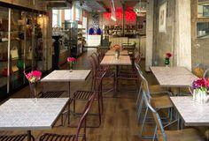 Maison Trois Garcons, en Londres: Posiblemente el local más bonito que he visto | Etxekodeco