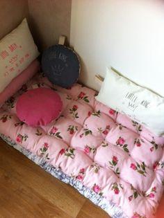 surmatelas japonais - futon - tapis de jeux ou de sieste pour enfant
