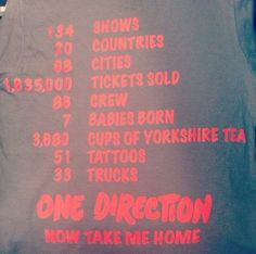 I need this shirt. #onedirection #takemehome