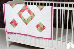 Baby Quilt 2014