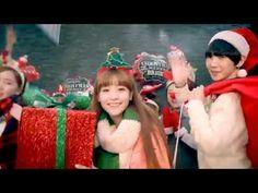 'LOVE CHRISTMAS' OFFICIAL MV(크레용팝,케이머치,단발머리,짠짠) - YouTube
