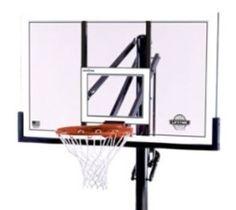 Lifetime Portable Basketball Goals - 90088 Polycarbonate 54-inch Backboard