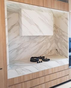 """CDK Stone on Instagram: """"Fantastic Neolith Calacatta Gold kitchen Manufactured by @stone_maison  #neolith #sinteredstone #compactsinteredsurface #stainresistant…"""""""