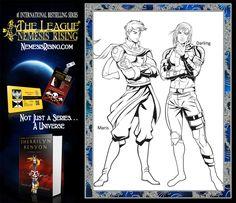 Maris & Darling (League: Nemesis Rising)