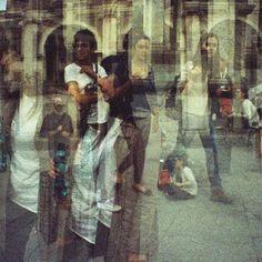 #Milan2expo_by_leobrogioni Milan double exposure (2011-2012) #streetphotography #analoguephotography #lomography #Milan #Italy #goodbyexpo2015