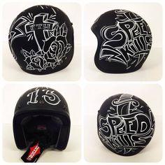 custom #helmet