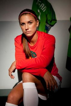 Alex Morgan is the only reason anyone really watches soccer.