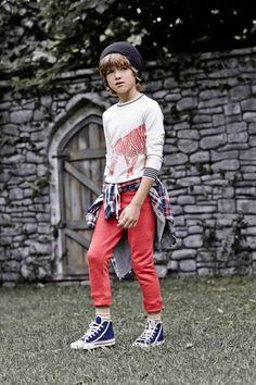 Paula Cahen D´anvers niños. Coleccion invierno 15. Moda infantil argentina
