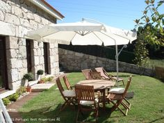 3 bedroom stone villa in Arcos de Valdevez, Viana do Castelo, Minho,  Portugal - 3 bedroom villa, rustic/ modern style with land in front of a stream located near the center of Arcos de Valdevez. - http://www.portugalbestproperties.com/component/option,com_iproperty/Itemid,8/id,963/view,property/#