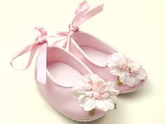 Sweet Pink Slippers!
