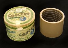 wax cylinder audio archive available online from UC Santa Barbara!