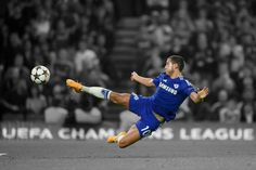"Jose Mourinho: ""Hazard is the only option for Player of the Year."""