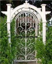 elegant garden gates | Decorative Metal Gates Decorative Iron Gates