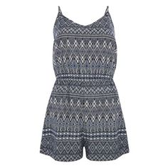 Primark - Aztekenprint playsuit