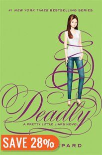 Pretty Little Liars #14: Deadly Book by Sara Shepard | Hardcover | chapters.indigo.ca