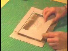 IL VILLAGGIO DELLA CREATIVITA' - Realizzare una cornice in carta e cartone