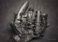 ModuLoader Pocket Shield for #EDC // #tactical #everydaycarry #gear #vinjabond #knife #knives #pockets