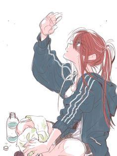 My Hero Academia (僕のヒーローアカデミア) - Fem!Shouto Todoroki(轟 焦凍)
