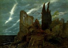 Arnold Böcklin Paintings