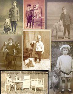 Pitbulls, the nanny dog