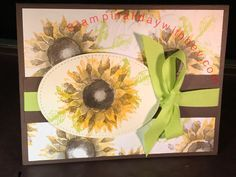 Totally Different - Stampin' All Day With Bev