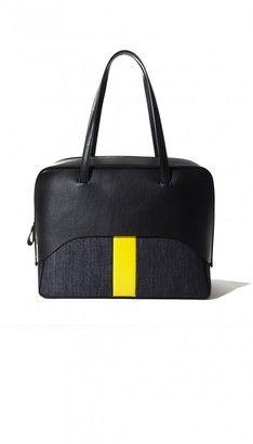 Shop Now - >  https://api.shopstyle.com/action/apiVisitRetailer?id=609275306&pid=uid6996-25233114-59 Tibi Papa Bag by Myriam Schaefer  ...