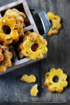 Biscuits aux agrumes et à l'huile d'olive