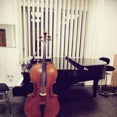 Ig (Instagram) #cello #piano #cellist #pianist #classicalmusic