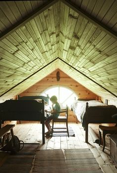 ohmr: Homework (by Big Shelter). master conversion to alex's room idea