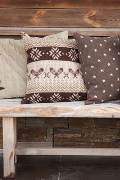Cushion covers from Florence Design Fall