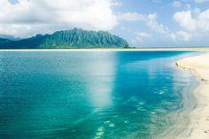 Kaneohe Bay Sandbar, Oahu. 5 days:D