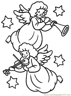 christmas angel coloring pages coloring page christmas angel coloring page 04